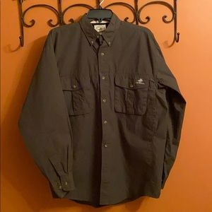 Winchester Outdoor Long Sleeve Button Down